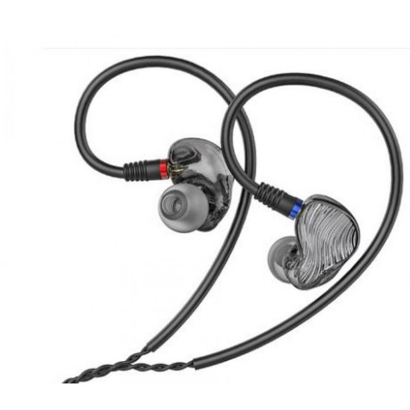 FiiO FA1 高解析Hi-Fi樓氏單動鐵 MMCX可換線耳機