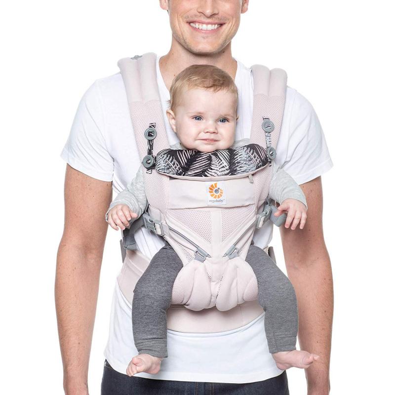 Ergobaby Omni 全階段型四式 360 嬰兒揹帶 - 透氣款-香港行貨