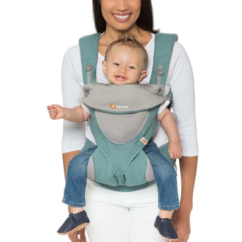 Ergobaby Four Position 四式 360 嬰兒揹帶 透氣款-香港行貨