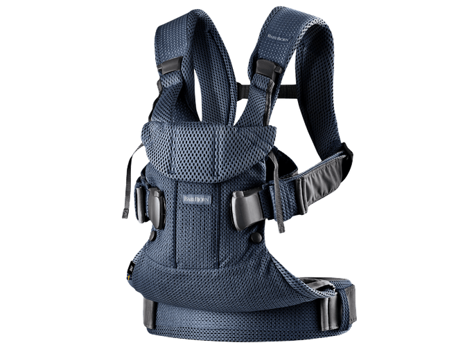 BabyBjorn 嬰兒揹帶 Baby Carrier One 3D Mesh-香港行貨