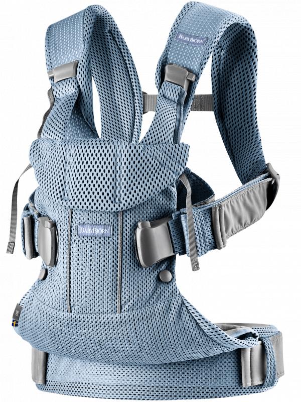BabyBjorn 嬰兒揹帶 Baby Carrier One 3D Mesh-香港行貨