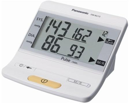Panasonic EW-BU15 手臂式電子血壓計