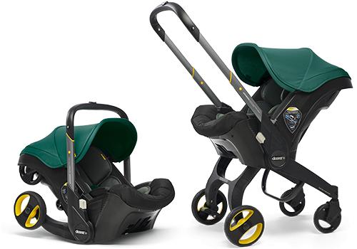 Doona +嬰兒汽車座椅xBB車-香港行貨