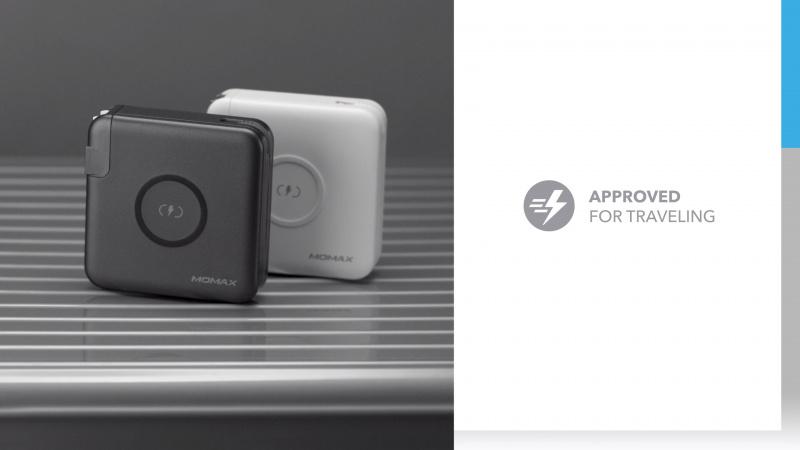 Momax Q.Power Plug 無線便攜快速充電器 (MFi版本)