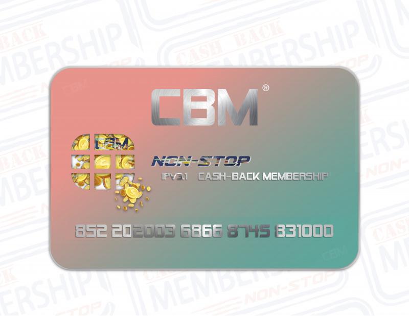 @CSDLHK • Cash-Back Membership - CBM會員卡系列(電子版)