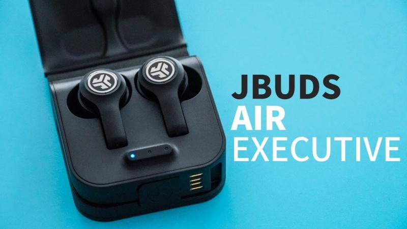 JLab Audio JBUDS AIR EXECUTIVE
