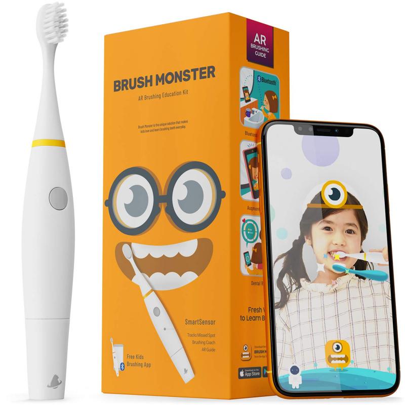 BRUSH MONSTER 兒童智能牙刷