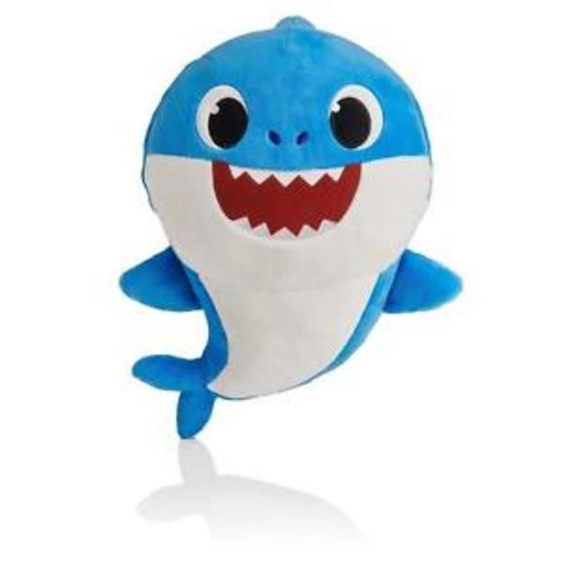 Baby Shark Singing Plush 音樂公仔 [2款]