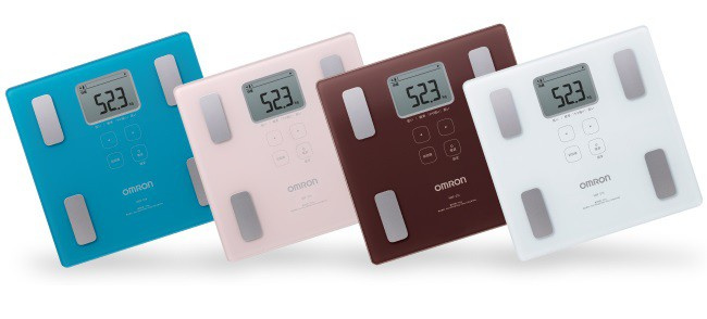 OMRON HBF-214 身體脂肪測量器