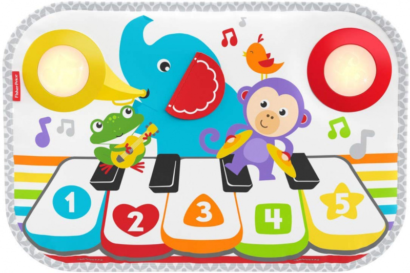 Fisher-Price Smart Stages Kick & Play 琴