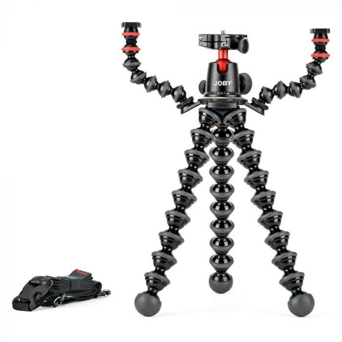 Joby GorillaPod Rig 迷你三腳架拍攝系統