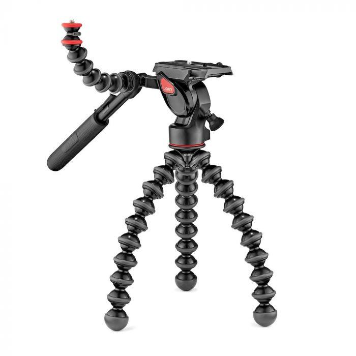 Joby GorillaPod 3K Video Pro 迷你攝像三腳架3K套裝