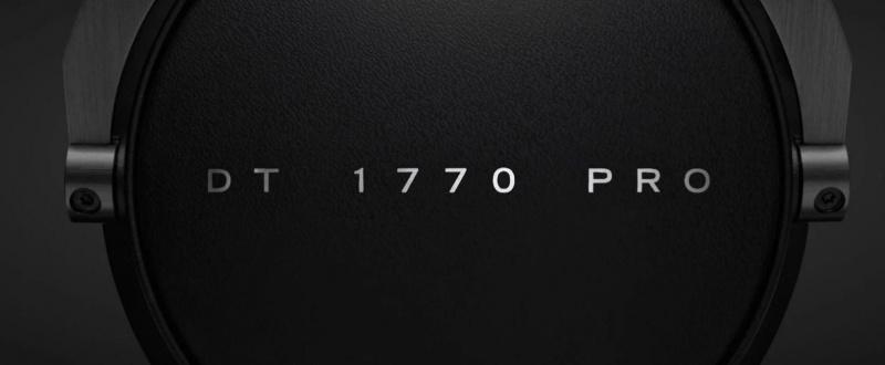 Beyerdynamic DT 1770 PRO 250歐姆