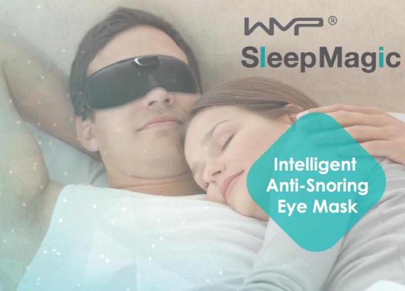 WMP 鼻鼾救星 SleepMagic 睡眠眼罩