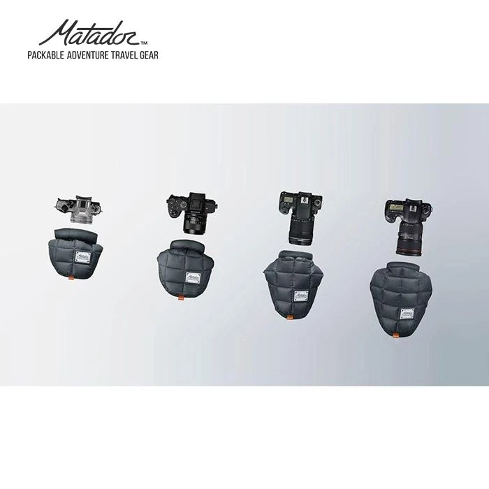 Matador Lens Base Layer 防水相機保護套