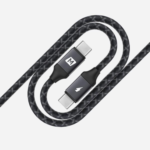 Momax Zero Type-C 至 Type-C 連接線 (2米)