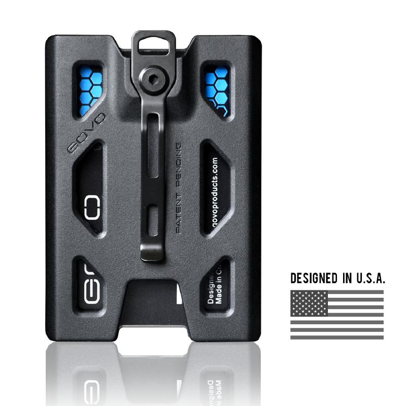 GOVO Badge Holder/Wallet 輕便證件卡包 - 鋁版