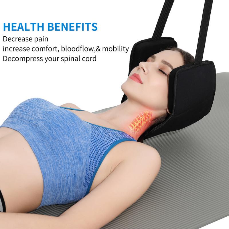 頸部吊床拉筋器