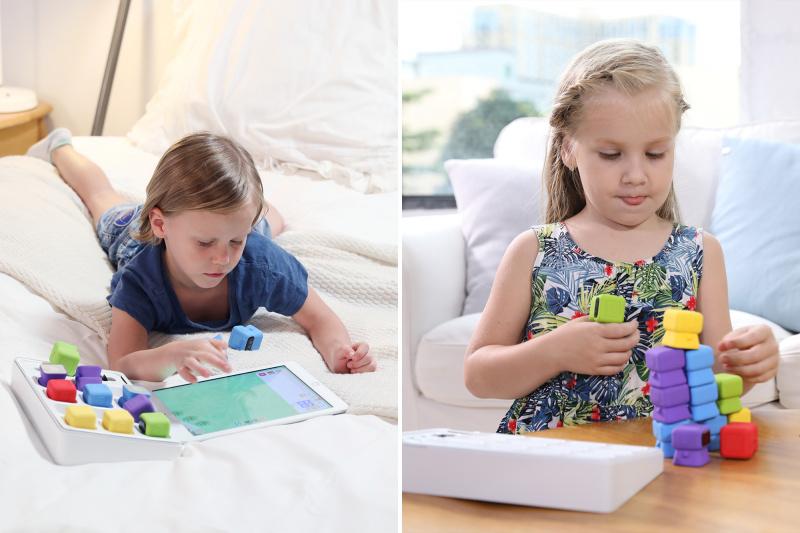 TANGIPLAY CODING LEARNING TOY 為 4-12 歲兒童設計的實體化編程玩具
