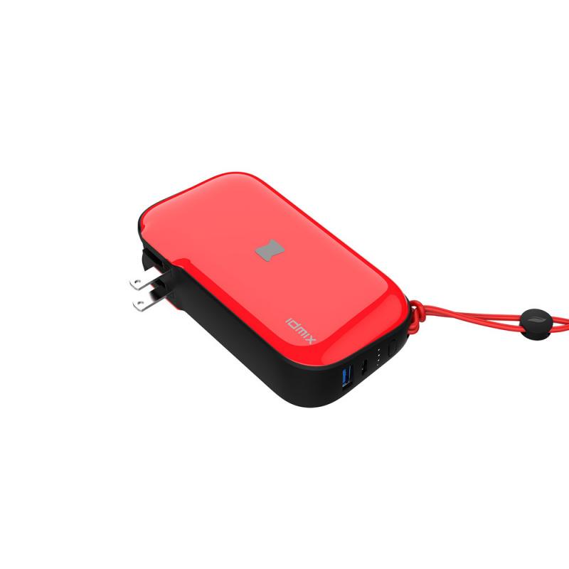 IdMix MR CHARGER 10000 AC 旅行無線充電器 + 10000mAh 內置電源 CH06 [行貨一年保固]