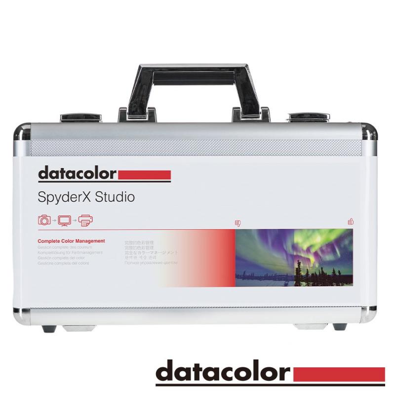 Datacolor SpyderX Capture Pro 專業屏幕校色器套裝 - SXCAP100