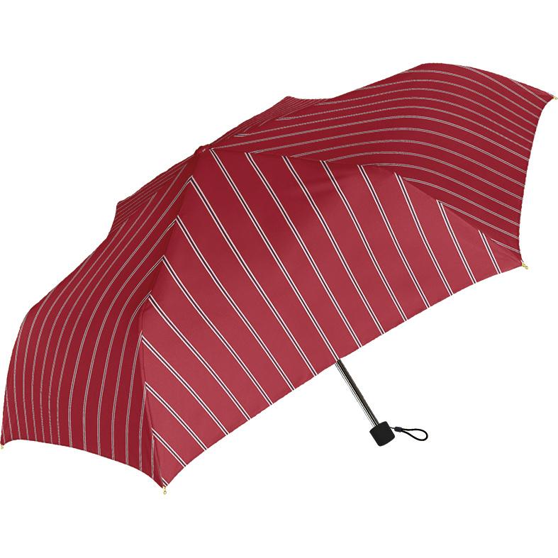 日本NATURAL BASIC Palasol 晴雨兼用折傘 [3色]