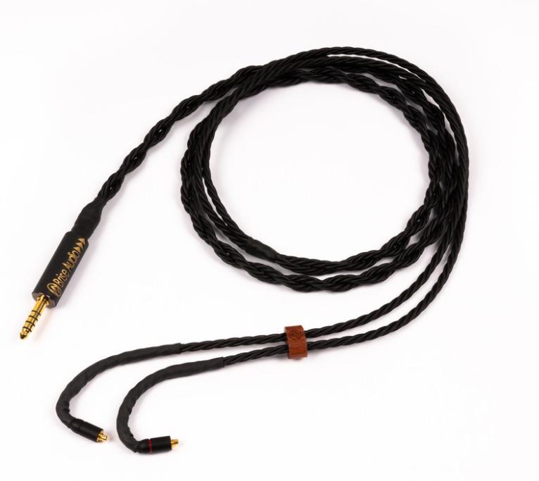 Brise Audio Yatono 8 絞耳機線