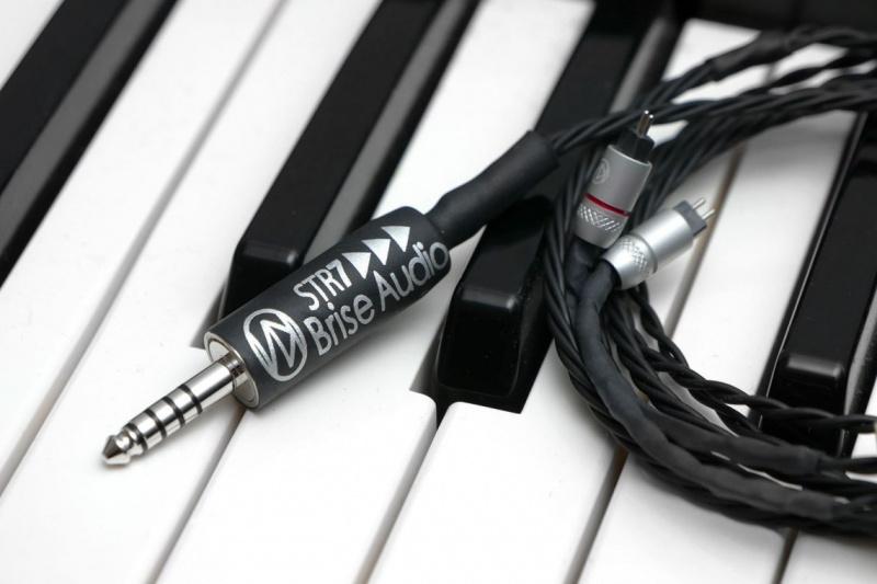 Brise Audio STR7 Rh2+