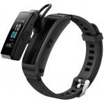 Huawei TalkBand B5 藍牙耳機智能健康手帶二合一 [黑色]
