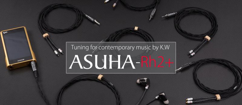 Brise Audio Asuha Rh2+ 鍍銠白金插 4絞