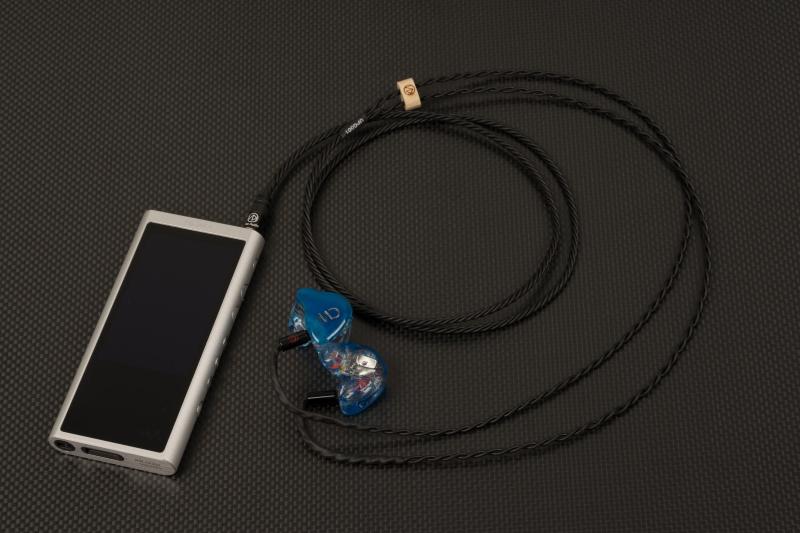 Brise Audio UPG001SE 耳機線