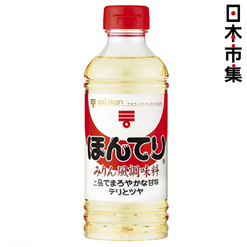 日版 Mizkan 味醂 400ml