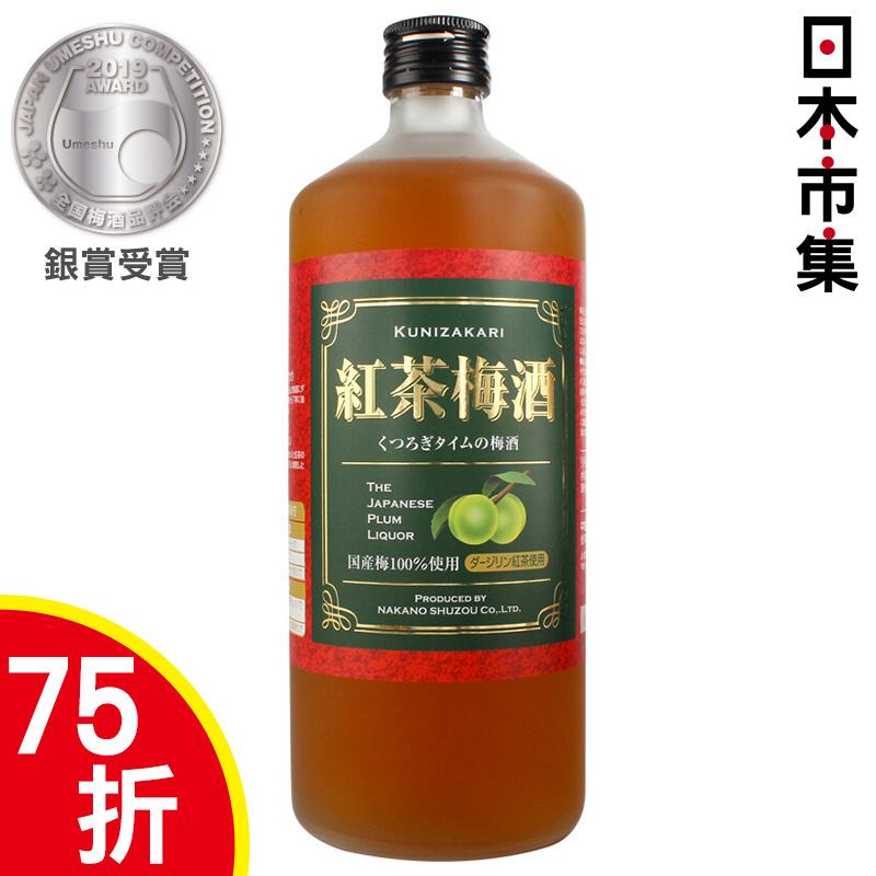 日版 中埜國盛 紅茶 梅酒720ml【市集世界 - 日本市集】