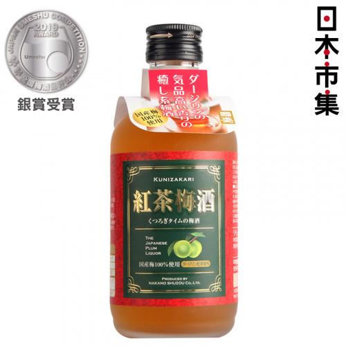 日版 中埜國盛 紅茶 梅酒300ml【市集世界 - 日本市集】