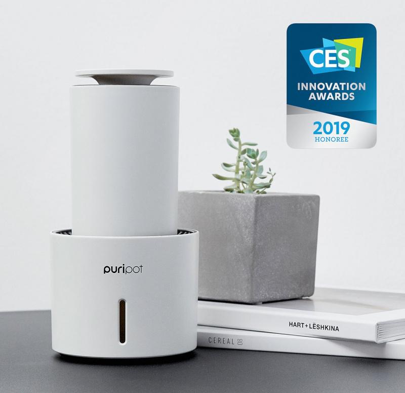 korea Puripot P1 Plus 光觸媒空氣淨化器清淨機 P1+