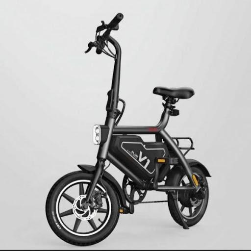 小米有品 - HIMO V1 PLUS 鋰電池電動助力折疊自行車