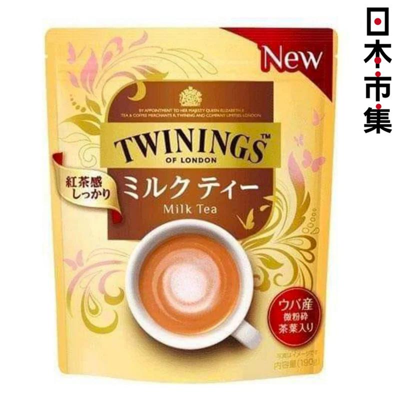 日版 Twinings 即沖濃滑奶茶 190g【市集世界 - 日本市集】