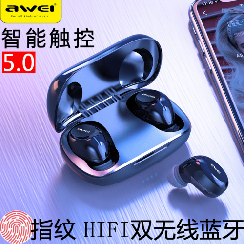 AWEI T20真無線藍牙運動耳機