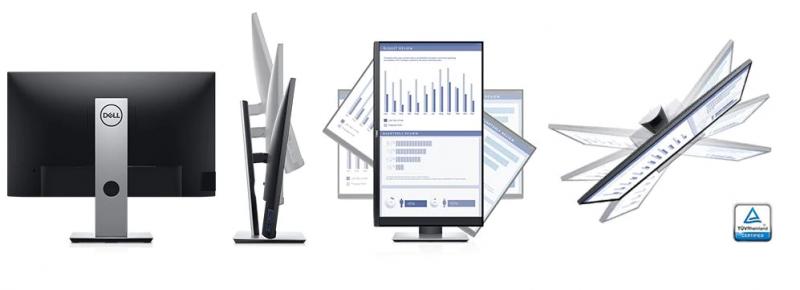 (現貨)(特快送貨) IPS 超窄邊框 高低升降旋轉腳架 - Dell - P2419H 3年Dell原廠上門保養