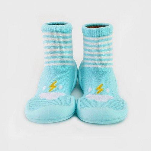 韓國-GGomoosin 嬰幼兒學行鞋 (I-Cloud)