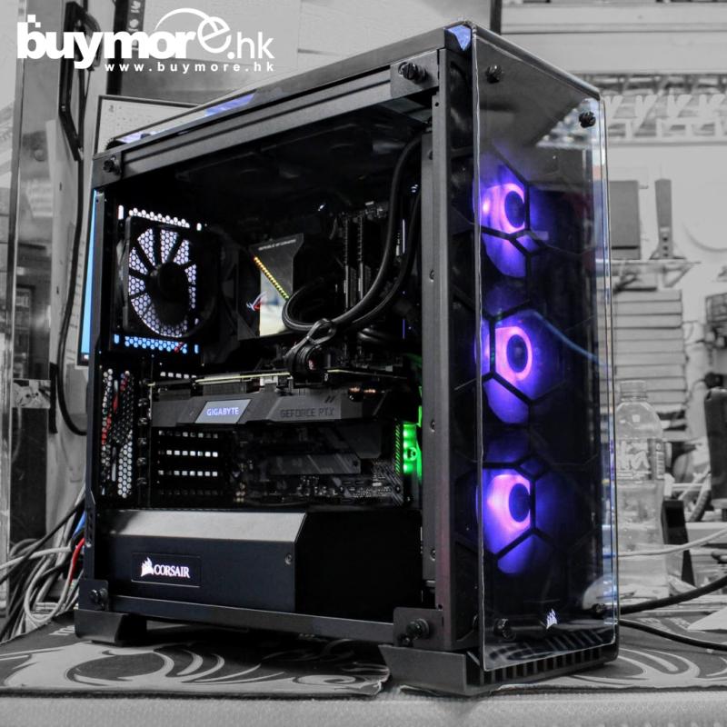【📞Whatsapp:21173773🤞送技嘉電競滑鼠🚀💡最快四小時內送到🚀】 Intel Core i9-9900KF處理器 ASUS ROG STRIX Z390-F主板 Kingston HyperX Fury 16GB 3200Mhz記憶體 Samsung 970 EVO Plus 500G NVMe SSD 讀:3400MB/s GIGABYTE RTX2070S SU