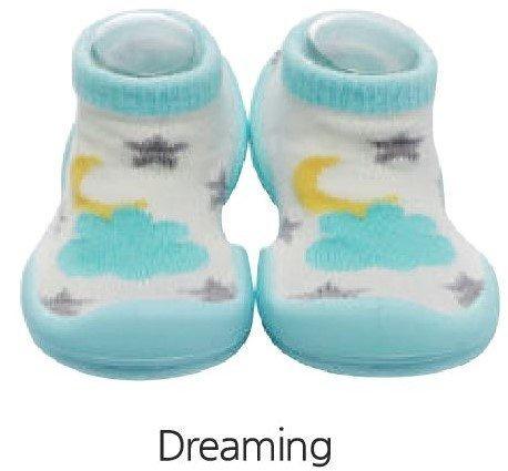 韓國-GGomoosin 嬰幼兒學行鞋 (Dreaming)