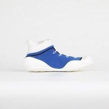 韓國-GGomoosin 嬰幼兒學行鞋 (Canvas Blue)