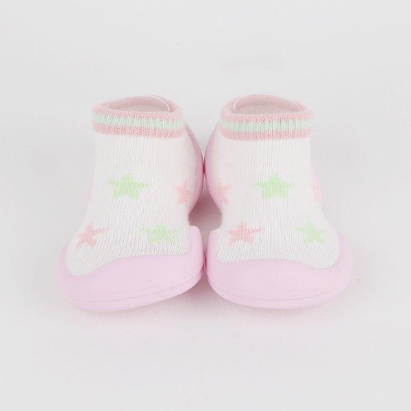 韓國-GGomoosin 嬰幼兒學行鞋 (Cutey Star)