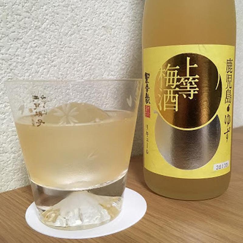 日版 本坊酒造 星舎蔵【柚子風味】無添加上等梅酒 720ml【市集世界 - 日本市集】
