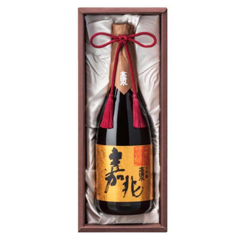 日版 高清水【嘉兆】大吟釀 清酒 (名貴禮盒裝) 720ml【市集世界 - 日本市集】