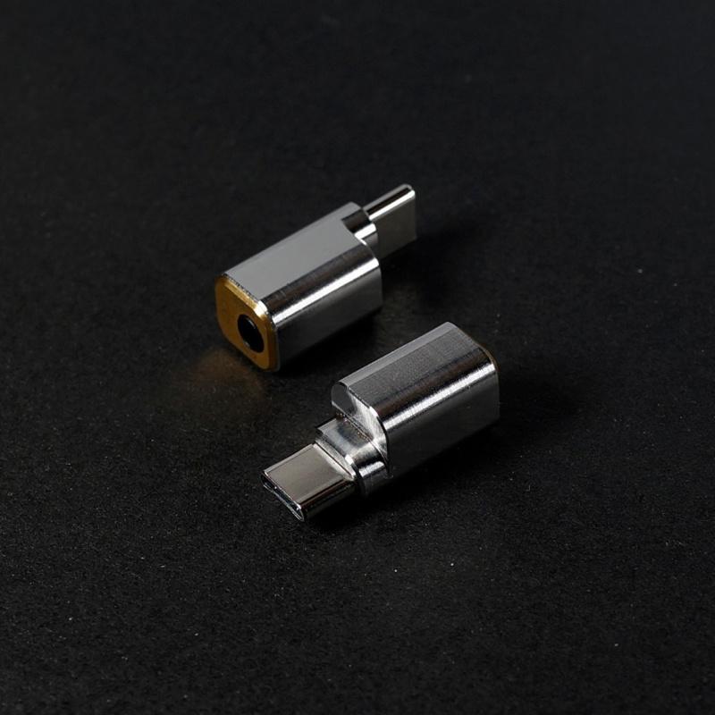 ddHiFi TC35B USB外置解碼音效卡 Type C 轉3.5mm
