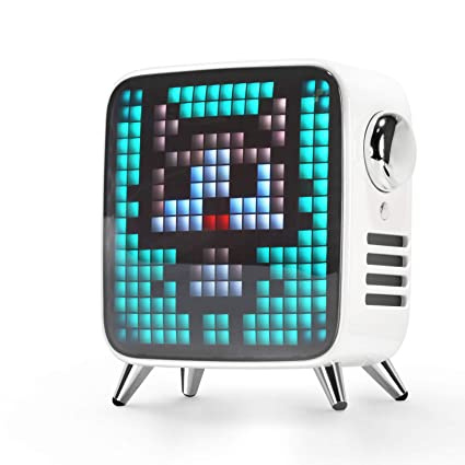 DIVOOM TIVOO MAX 復古電視機藍芽喇叭