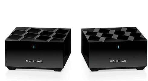 Netgear Nighthawk MK62 - 雙頻 Mesh WiFi 6 無線網絡系統 2 機套裝 (AX1800)