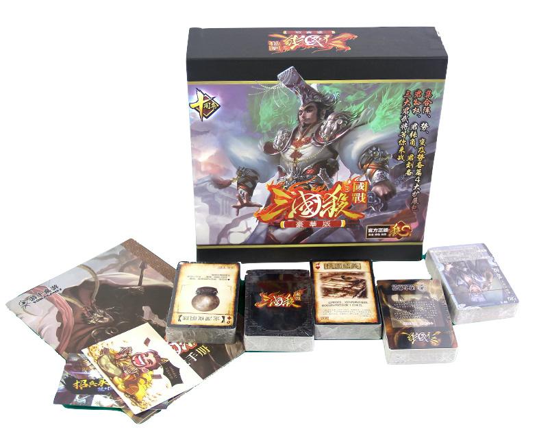 三國殺國戰豪華版 - San Guo Sha: Kingdom Wars Deluxe Edition